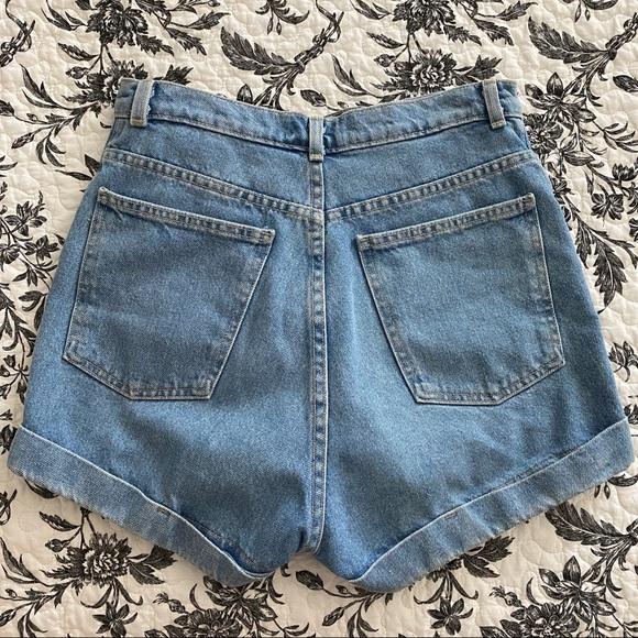 American Apparel Denim Shorts - Size 29